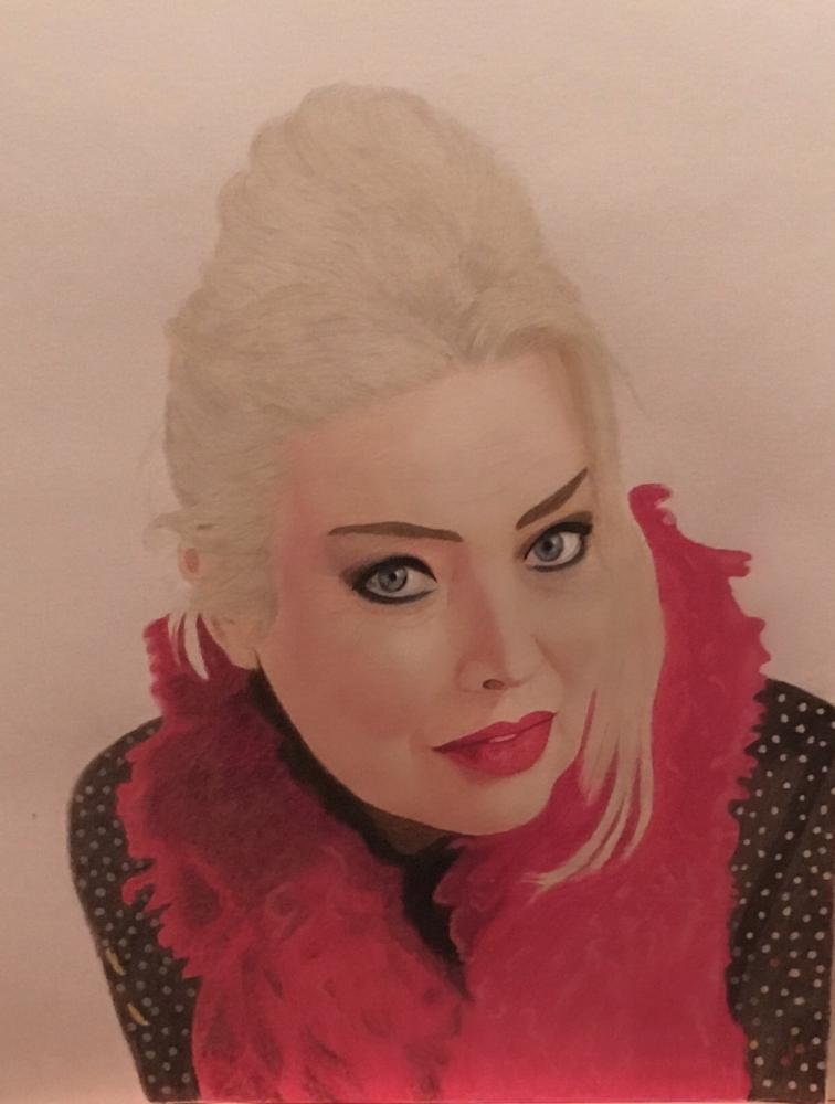 Kim Wilde por Lippy